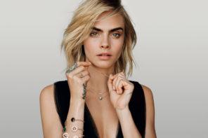 Cara Delevingne dévoile les bijoux Mimirose.