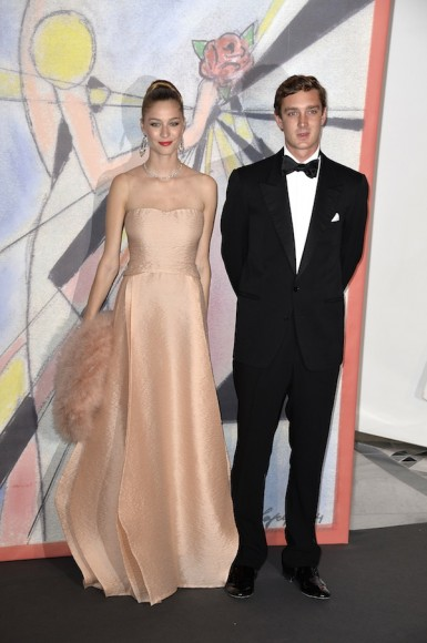 Rose Ball 2014 In Aid Of The Princess Grace Foundation In Monaco