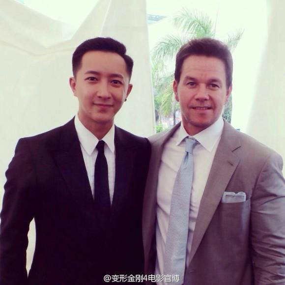 Mark Wahlberg HK