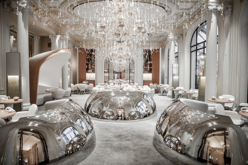 Hotel Plaza Athenee - Restaurant Alain Ducasse au Plaza Athenee - (c) Pierre Monetta 2 bis