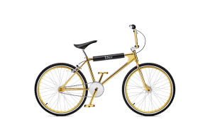 DIOR HOMME GOLD BMX