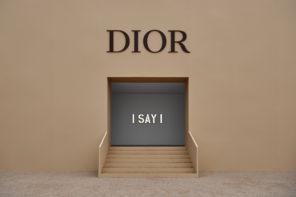 L'Art féministe italien présent au défilé Dior prêt-à-porter automne-hiver 2020-2021